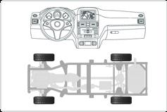 B kategorija | Zināšanu pārbaude par transportlīdzekli